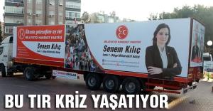 MHP ile AKP arasında TIR Krizi