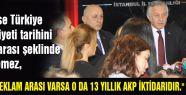 MHP İstanbul'da gündemi konuştu