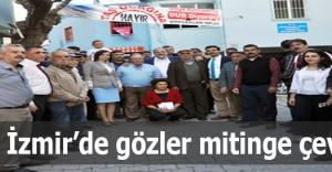 MHP İzmir'de gözler mitinge çevrildi