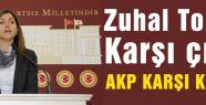 MHP karşı çıktı, AKP karşı koydu