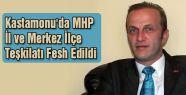 MHP Kastamonu İl ve Merkez İlçe feshedildi
