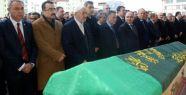 MHP'li Milletvekili Emin Çınar'ın Annesi Toprağa Verildi