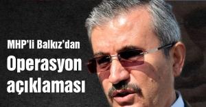 MHP'li Balkız: Hükümette,  çift başlılık devam ediyor