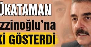MHP'li Büyükataman, Temel atma töreni aldatma ve kandırmadır