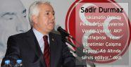 MHP' li Durmaz: PKK Verilen vaatler AKP mutfağından Servis ediliyor