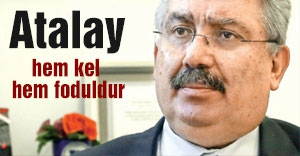 MHP'li Yalçın'dan Atalay'a cevap!