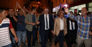 MHP'nin seçim çalışmaları şölene dönüşüyor