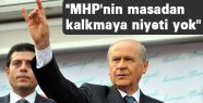 MHP orada kaya gibi duruyor