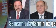 MHP Samsun adaylarının öz geçmişleri