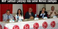 MHP Samsun Çalıştayı nda Genel Merkez Damgası