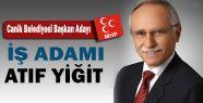 MHP Samsun, Canik Adayını Seçti