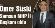 MHP Samsun'da İl Başkanını seçti