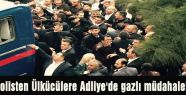 MHP  SEÇİM BÜROSUNA SALDIRI DAVASI ERTELENDİ
