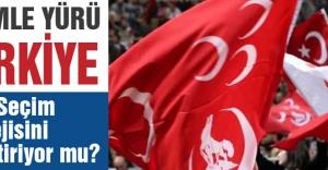 MHP Seçim Stratejisini değiştiriyor mu?