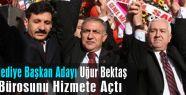 MHP Yozgatta Seçim Bürosunu Açtı