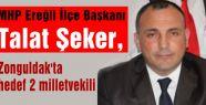 MHP Zonguldak'ta İddialı...