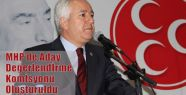 MHP'de Aday Değerlendirme Komisyonu