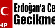 MHP'den Erdoğan'a Cevap Gecikmedi