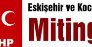 MHP'den Eskişehir ve Kocaeli Mitingi