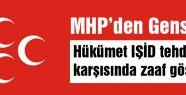 MHP'den Gensoru Önergesi...