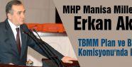 MHP'li Akçay'dan Önergeler