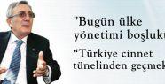MHP'li Ayhan: Türkiye cinnet tünelinden geçmektedir