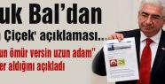 MHP'li Bal'dan 'Hakim Çiçek' açıklaması...