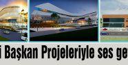 MHP'li Başkan Projeleriyle ses getiriyor