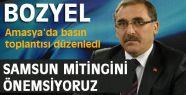 MHP'li Bozyel, 'Kurtuluş' Mitingine Davet Etti