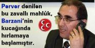 MHP'li Bozyel Perwer'i Yerin Dibine Soktu!