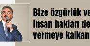 MHP'li Büyükataman;