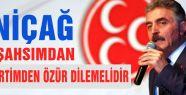 MHP'li Büyükataman'dan 'Yeniçağ''a Tepki