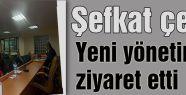 MHP'li Çetin'den MHP İstanbul Teşkilatına ziyaret