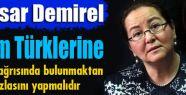 MHP'li 'Demirel: Kırım Türkleri yalnız değildir!'