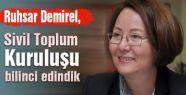 MHP'li Demirel: Sivil Toplum Kuruluşu bilinci edindik