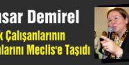 MHP'li Demirel'den sağlık çalışanları için önerge