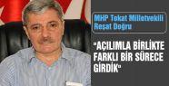 MHP'li Doğru: Terör Örgütleri Başkente Kadar Girdi