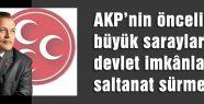 MHP'li Dumanlı: Türkiye'yi nasıl büyüteceksiniz?