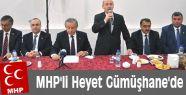 MHP'li Heyet Gümüşhane'de