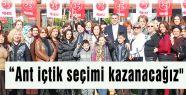 """MHP'li Kadınlar; """"Ant içtik seçimi kazanacağız"""