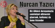 MHP'li  Nurcan Yazıcı