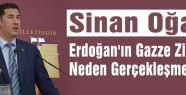MHP'li Oğan: Erdoğan'ın Gazze Ziyareti Neden Gerçekleşmedi?