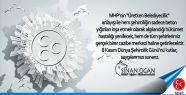 MHP'li Oğan: Kentsel dönüşüm yoksulları mağdur ediyor