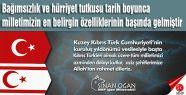 MHP'li Oğan'dan  KKTC'nin Yıldönümü Mesajı