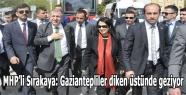 MHP'li Sırakaya:' Sınır Güvenliği Kalmadı'