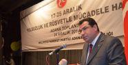 MHP'li Tanrıkulu: 14 Aralık'ta 'Saltanat' merkezli operasyon yapıldı