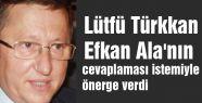 MHP'li türkkan'dan soru önergesi