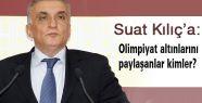 MHP'li Uzunırmaktan Suat Kılıç'a Şok!...
