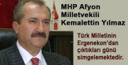 MHP'li Vekilden Nevruz Kutlaması