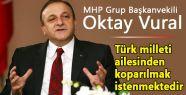 MHP'li Vural; Devlet Etnik Kimliklere Bölünüyor